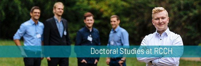Doctoral Studies at RCCH