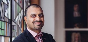 Prof. Dr. Joybrato Mukherjee, Foto: Rolf Wegst