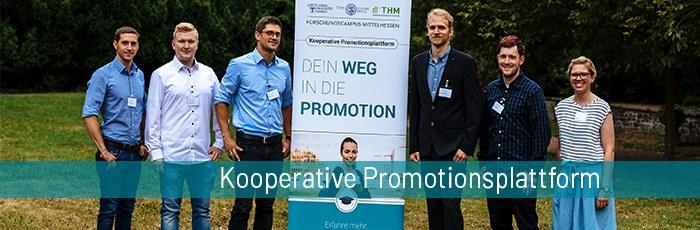Kooperative Promotionsplattform