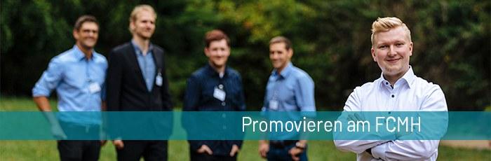 Promovieren am FCMH